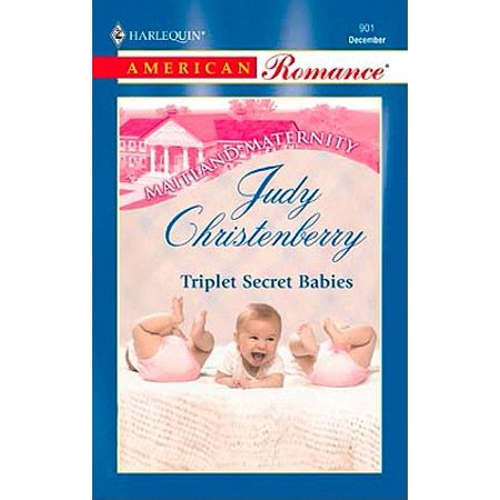 Triplet Secret Babies - eBook