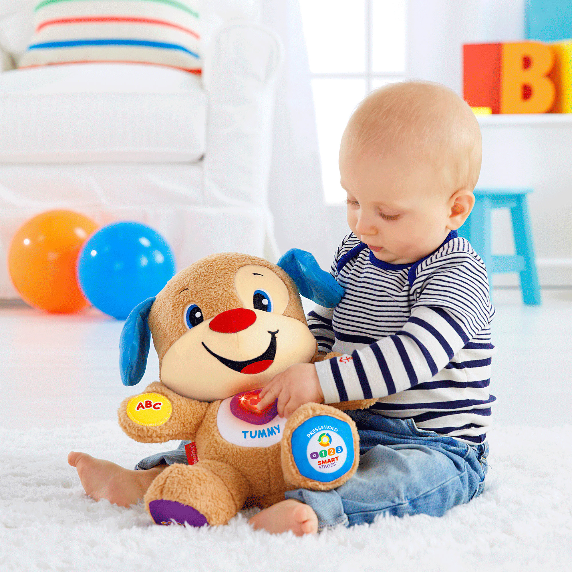 Fisher Price Laugh & Learn Smart Stages Puppy Walmart