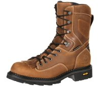 Men's Georgia Boot GB00123 Comfort Core Comp Toe WP Logger Work Boot