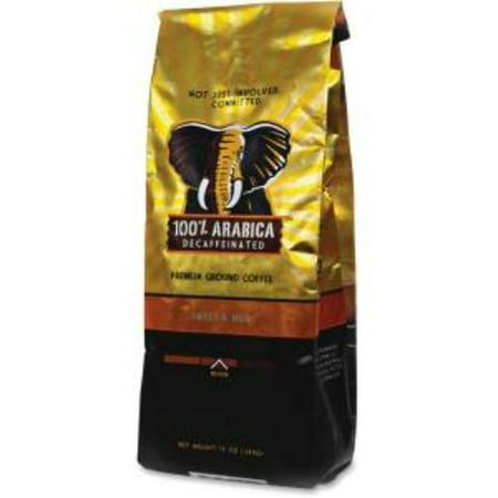 Westrock Coffee Westrock Coffee 100Pct Arabica Decaf Grnd Coffee  Wccdcf12gr