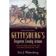 Gettysburgâ (Tm)S Forgotten Cavalry Actions : Farnsworth's Charge, South Cavalry Field, and the Battle of Fairfield, July 3, 1863