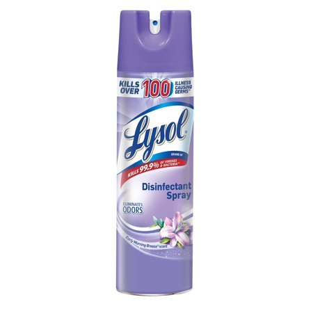 Lysol Disinfectant Spray, Early Morning Breeze, 19oz