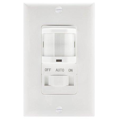 Topgreener Tsos5 W Pir Motion Sensor Light Switch