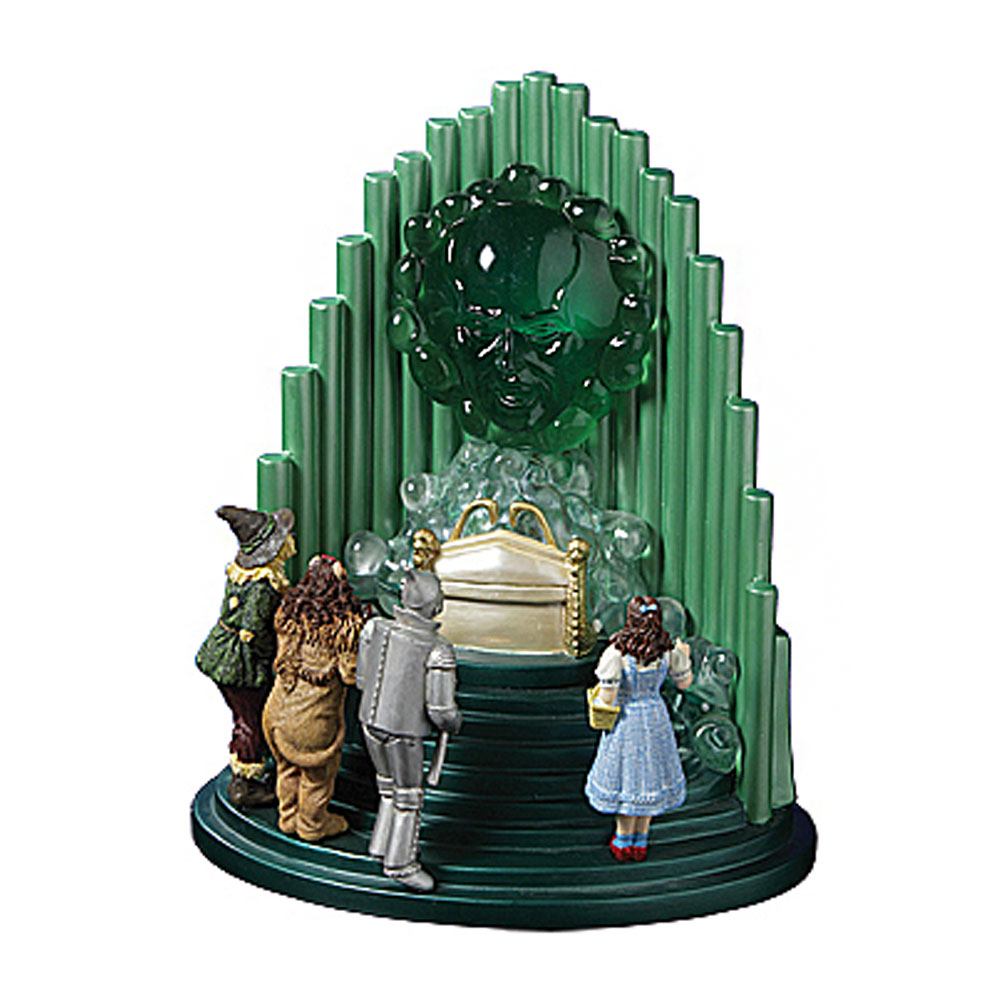 The Wizard Of Oz Great And Powerful Talking Figurine - Classic Collectible