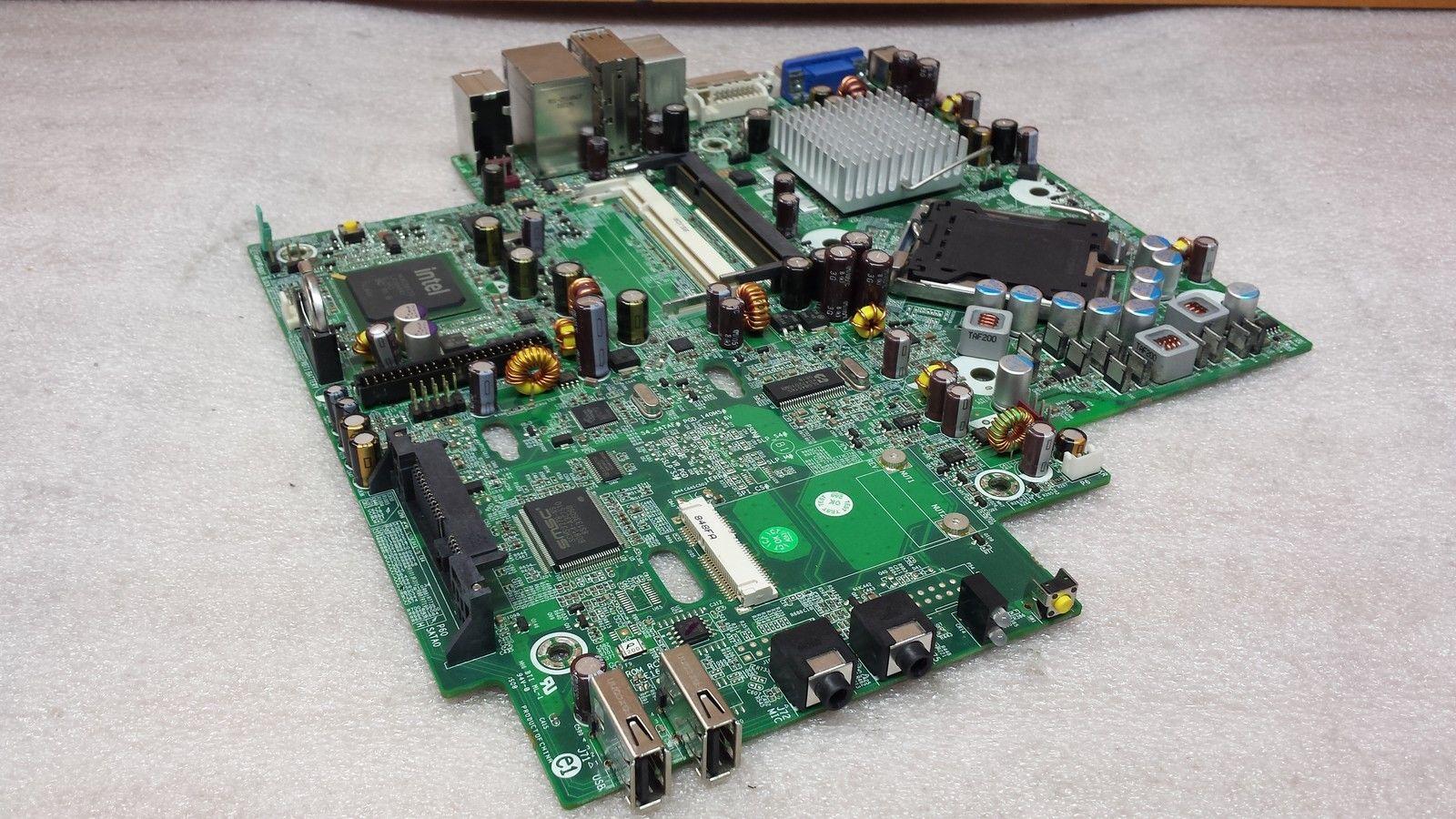 HP 437340-001 Motherboard Intel LGA 775 DDR2 SODIMM for DC7800 Ultra Slim
