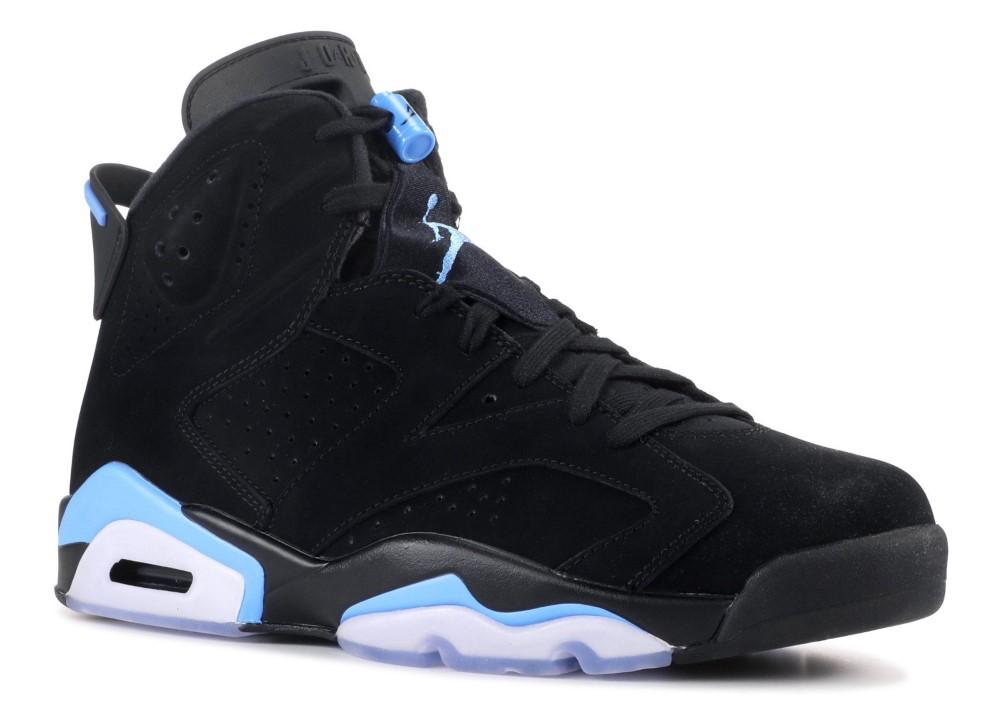 2b1dd77a7a7bc1 Air Jordan - Men - Air Jordan 6 Retro  Unc  - 384664-006 - Size 9