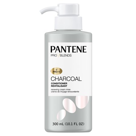 Soothing Balance Leave (Pantene Pro-V Blends Hair Charcoal Conditioner Soothing Cream Rinse 10.1 fl oz )