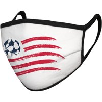 New England Revolution Fanatics Branded Cloth Face Covering (Size Small)