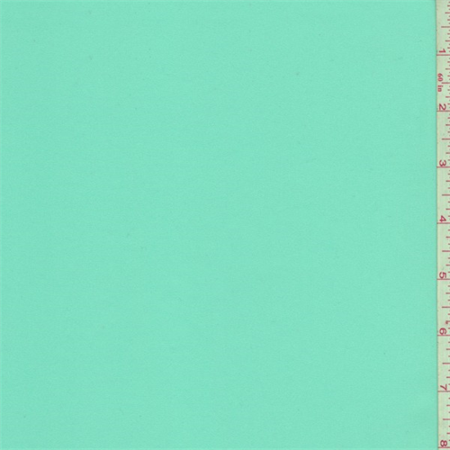 Bright Mint Polyester Lining, Fabric Sold By the Yard
