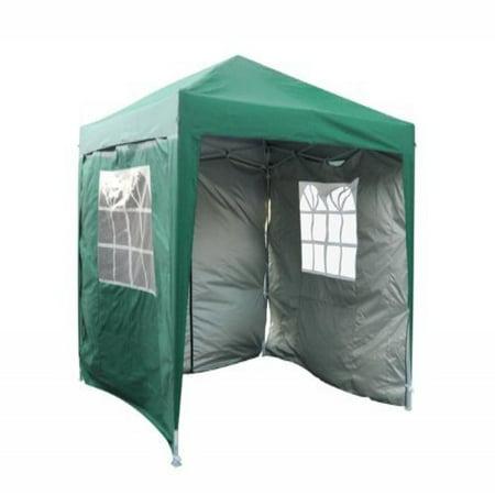 8' x 8' SilvoxGM Pop Up Canopy Green