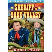 Buster Crabbe Double Feature: Sheriff Of Sage Valley (1942)   Western Cyclone (1943) by ALPHA VIDEO DISTRIBUTORS
