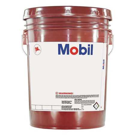 MOBIL Mobil DTE 10 Excel 46, Hydraulic, 5 gal., 106128