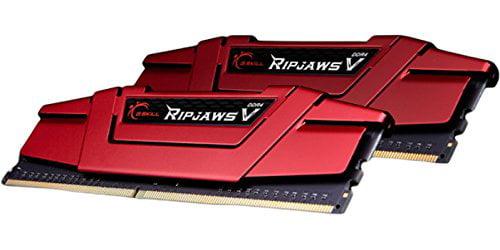 G.SKILL Ripjaws V Series 16GB (2x8GB) DDR4 3200MHz DIMM Memory F4-3200C16D-16GVR