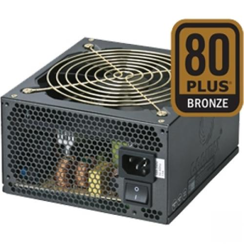 Coolmax ZU-600B ATX12V & EPS12V Power Supply - 85% Efficiency - 600 W - Internal - 110 V AC, 220 V AC