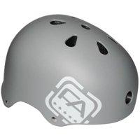 Free Agent Helmet Street Matte Gray