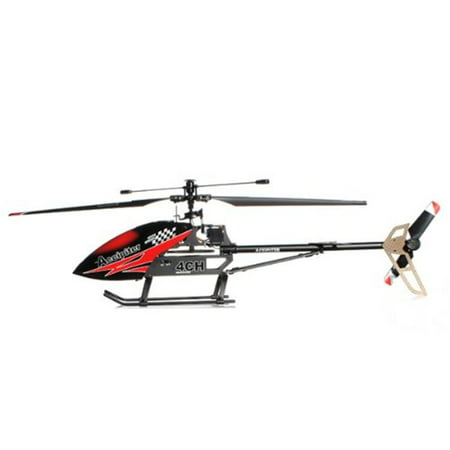 Feilun  Red 4-channel 29-inch Single-blade Helicopter](4 Channel Helicopter)