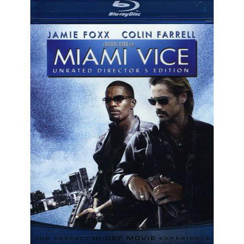 Miami Vice (Unrated) (Blu-ray) (Widescreen)