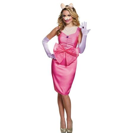 Miss Piggy Deluxe Women's Adult Halloween Costume - Miss Piggy Adult Costume