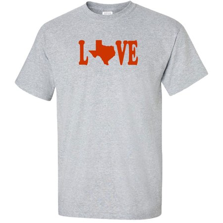 Love Texas Adult T-Shirt ()