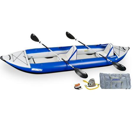 Composite Sea Kayaks - Sea Eagle Explorer Inflatable Kayak 420XK Deluxe