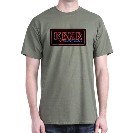 239cda4de2a CafePress - KBHR Neon Sign Dark T Shirt - 100% Cotton T-Shirt
