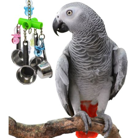 Bonka Bird Toys 1929 Small Clacker Bird Toy.