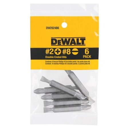 Stanley Decor (Stanley Black & Decker 2294411 Slotted Double Ended Power Bits - )