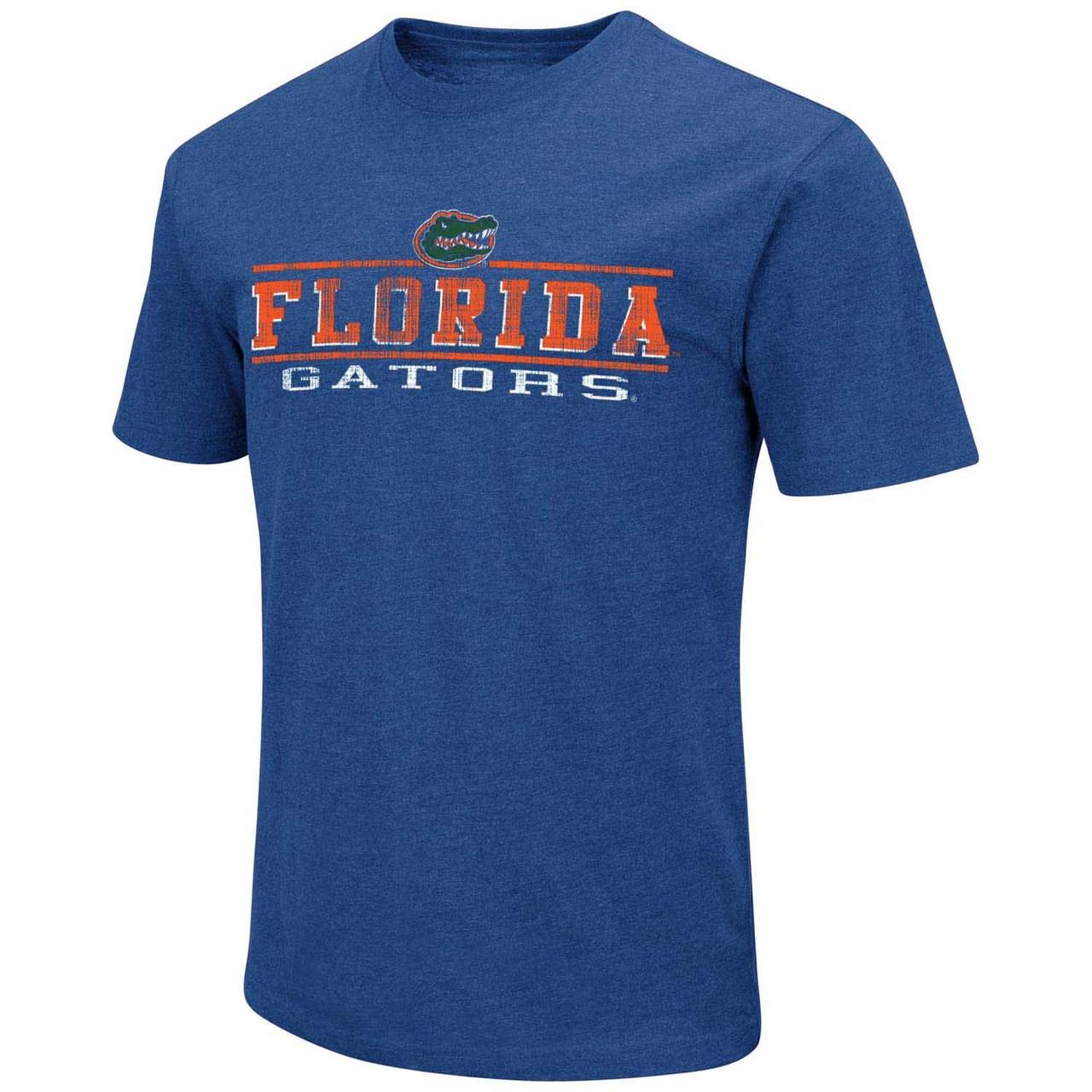 Florida Gators Youth NCAA Vintage Icon Logo T-Shirt  - Royal