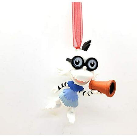 Dr. Seuss Mayor of Whoville Custom Christmas Ornament ()