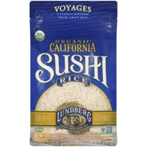 Rice: Lundberg Sushi Rice