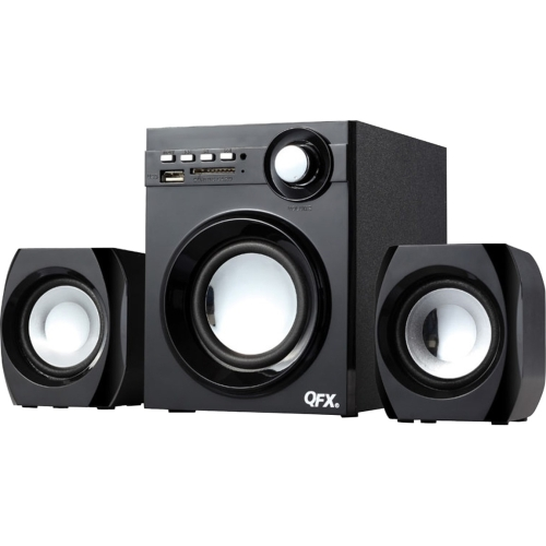 QFX 2.1 Channel NCF Bluetooth Speaker with USB/SD Port
