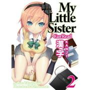 My Little Sister Can Read Kanji: Volume 2 - eBook