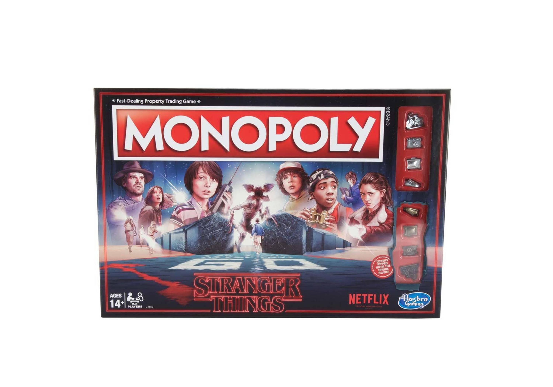 Stranger Things Monopoly Board Game (Netflix) - Walmart.com