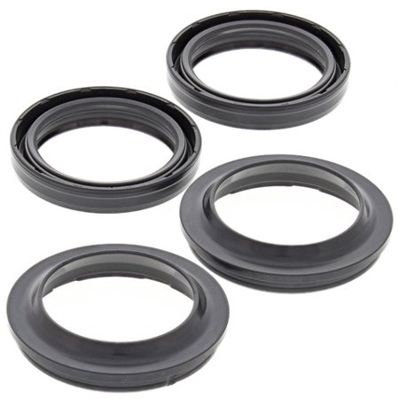 New All Balls Fork Seal & Dust Seal Kit Honda Cb700Sc Nighthawk S 84-86, 56-165