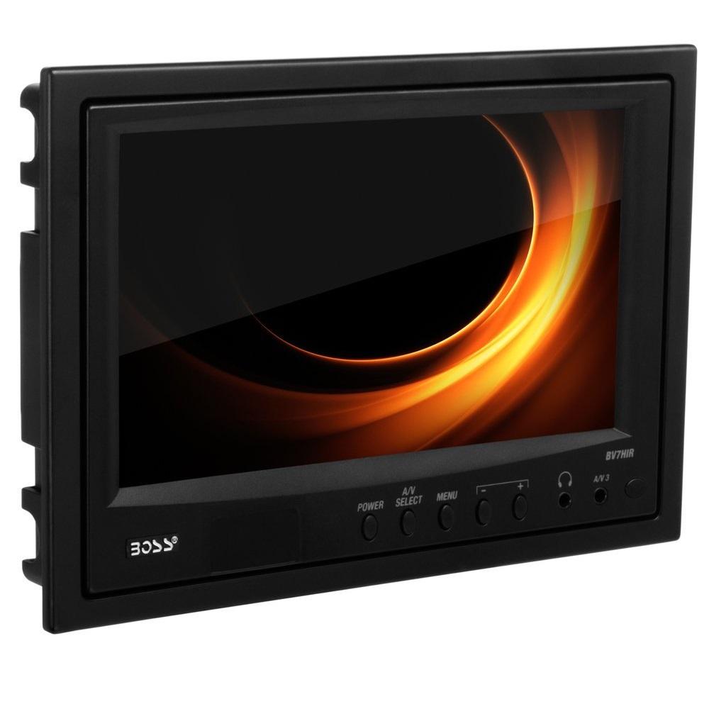 """Boss Audio BV7HIR 7"""" Widescreen TFT-LCD Headrest Monitor ..."""