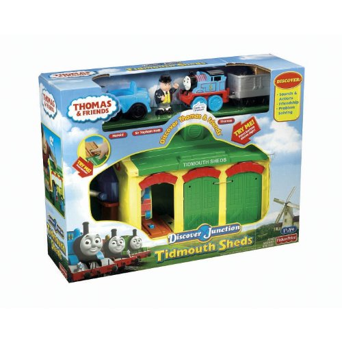 Thomas & Friends: Tidmouth Sheds Multi-Colored