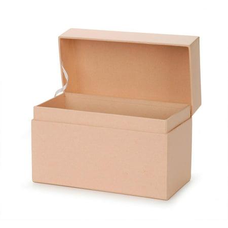 Paper Mache Recipe Box](Paper Mache Lanterns)