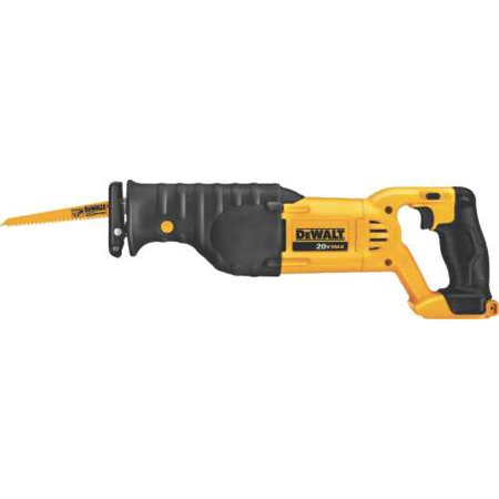 Dewalt 20 Volt Max Li-Ion Reciprocating Saw, Tool Only