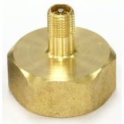 Tire Inflation Schrader Valve to Female Garden Hose Faucet Winterize Blow Out Adapter Fitting