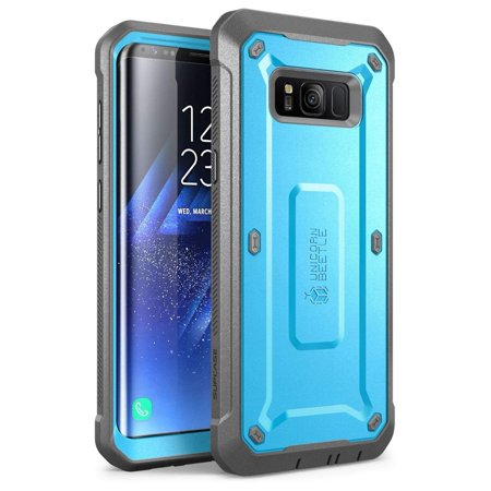 info for 461cf fc387 Samsung Galaxy S8 Case, SUPCASE Full-body Rugged Holster Case with Built-in  Screen Protector for Galaxy S8 (2017 Release), Not Fit Galaxy S8 Plus, ...