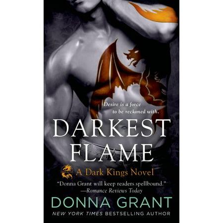 Dragon Flame Dagger (Darkest Flame : A Dragon Romance)
