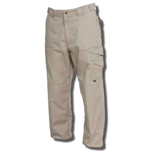 Tru-Spec 1060007 Khaki 24-7 Polyester Cotton Ripstop Trousers W38 L32