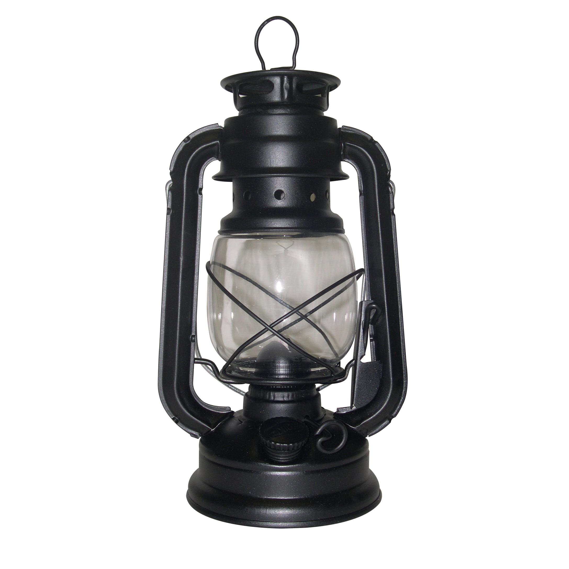 Florasense Hurricane Oil Lantern Black Walmart Com
