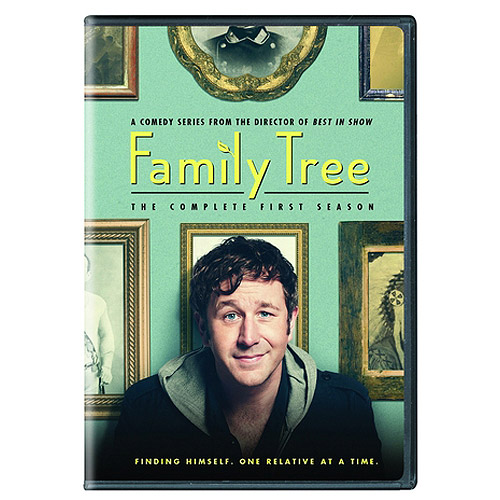 Family Tree [dvd 2 Disc ff-16x9] (HBO) by WARNER HOME ENTERTAINMENT