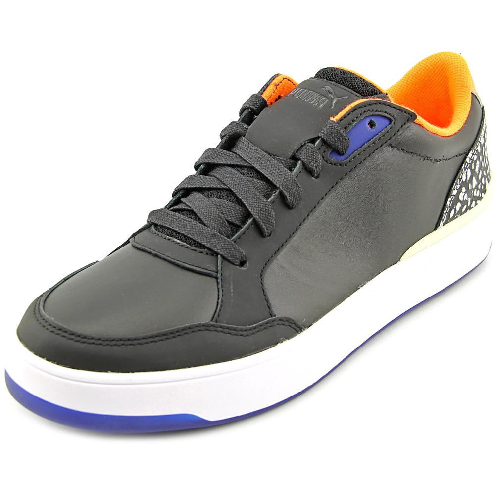 Alexander McQueen By Puma MCQ Brace Femme Lo   Leather  Sneakers