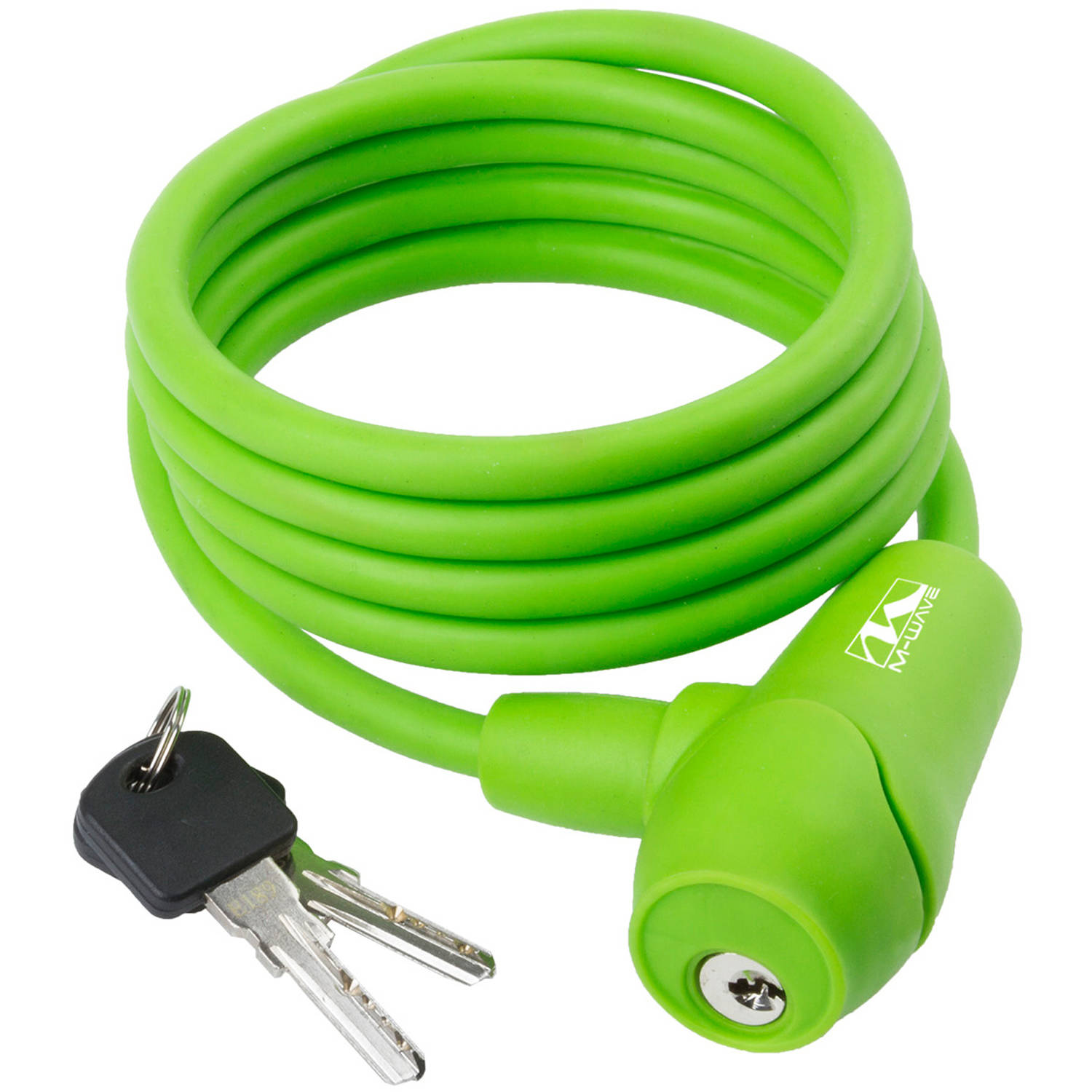 Ventura S8.15 Silicone 5' x 8mm Bike Lock