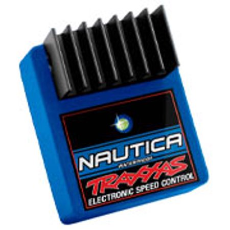 Nautic Marine - Traxxas 3010X Nautica Marine ESC Forward Only, Waterproof