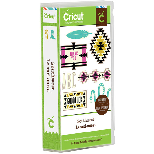 Cricut Southwest Cartridge