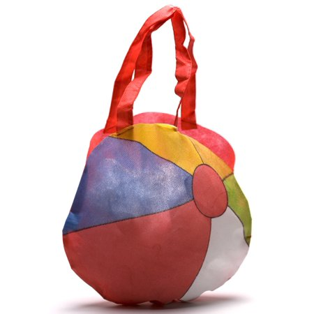 One Ball Knits Purses - Beach Ball Tote Bags