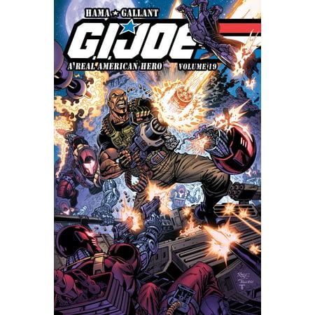 G.I. JOE: A Real American Hero, Vol. 19